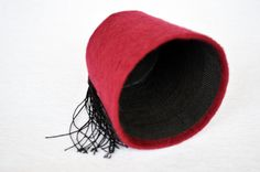 Mini Doctor Who Fez Hat Fezzes Are Cool  by PrettyTurkishThings