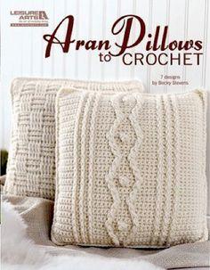 Maggie's Crochet · Aran Pillows to Crochet