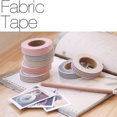 Fabric Tape! Tophatter : Supplies: June 27, 5pm PT
