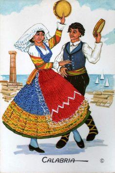 Costumi Calabresi