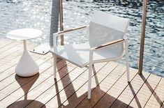 Dean Collection | Jean-Marie Massaud |  Dedon | #luxuryfurniture #exclusivedesign #interiordesign #designideas #SaloneDelMobile #Milan #Design #iSaloni #MDW2017 #dedon