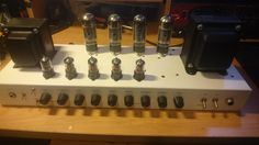 DIY SLO Clone Amp Build #guitar #amp #slo