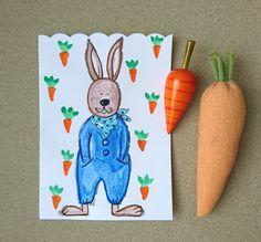 Easter, Illustrations, Illustration, Illustrators, Paintings