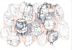 Page of Backpacks!