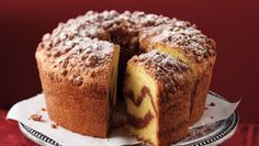 Corner bakery cinnamon coffee cake copy recipe, although I don't think the original uses almond extract. Pound Cake Recipes, Cookie Recipes, Dessert Recipes, Desserts, Bakery Recipes, Restaurant Recipes, Bakery Sugar Cookies Recipe, Food Cakes, Cupcake Cakes