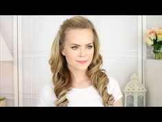 How To: Video - Old Hollywood Curls hollywood curl