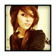An image of Cady Groves ❤ liked on Polyvore featuring cady groves, hair, people, pictures and girls