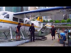 rad parody featuring a super rad group of people thanks to my crazy rad hubby @Todd Whalen... Harbour Air - Learn to Fly