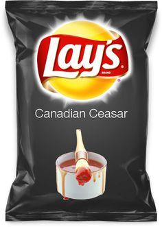 Vote for this flavour - Who does not love the classic Canadian ceasar (drink) -Vodka comes from potatoes - so why not...option to add some tabasco if you like it :-)