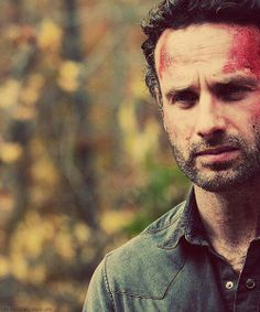 "Andrew Lincoln as ""Rick Grimes"" // ""The Walking Dead"""