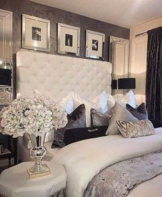 A bedroom fit for a Queen. … | Pinteres…