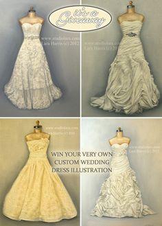Bridal giveaways and freebies