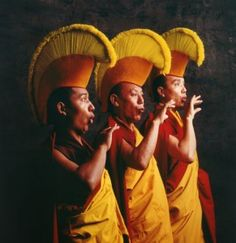 The Monks of Drepung Loseling Monastery