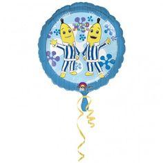 Bananas In Pyjamas Party - Bananas In Pyjamams 18 inch Foil Balloon, http://www.amazon.co.uk/dp/B00BZ2SZ9A/ref=cm_sw_r_pi_awdl_Aq8Yvb1Q2GMY9