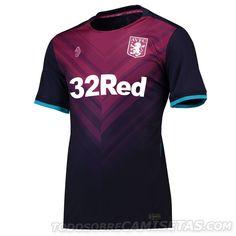 Aston Villa Luke 1977 Third Kit 2018-19