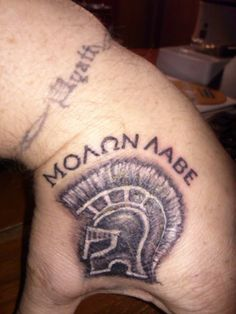 1000 images about molon labe on pinterest the spartans molon labe tattoo and spartan helmet. Black Bedroom Furniture Sets. Home Design Ideas