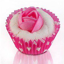 Rosehip Buttercup Cupcake