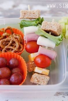 Back-To-School Lunch Ideas Kids Will Actually Eat