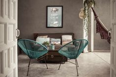 Un appartement espagnol à la décoration bohème - PLANETE DECO a homes world