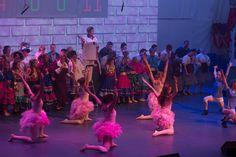 Carrousel - Flamingo dance 1
