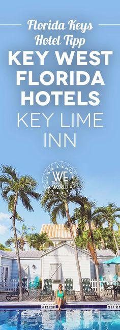 Florida Keys Hotel Tipp: Key Lime Inn in Key West
