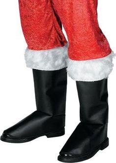 Santa Boot Cover