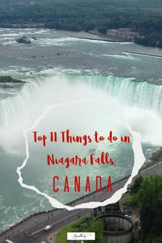 Niagara Falls has been one of the most popular tourist attractions in Canada since the 19th century. Here are the top 11 things to do in Niagara Falls, with or without kids! #niagarafalls #canada #traveltips #familytravel #canadatravel #ontario #summertravel