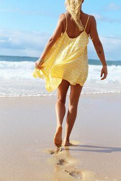 Summer Yellow Sunshine