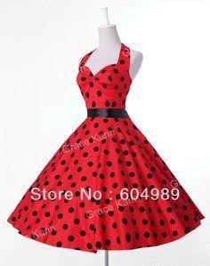 Free Plus Size Rockabilly Dress Pattern 22