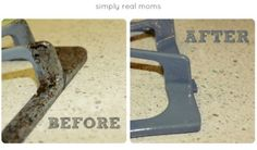 Clean Your Stove Grates