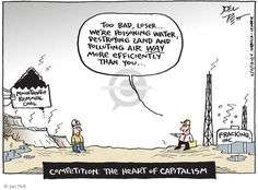The Pollution Comics And Cartoons | The Cartoonist Group