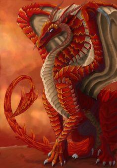 by on deviantART *** Fire Dragon - Mushu *** Magical Creatures, Fantasy Creatures, Fantasy Dragon, Fantasy Art, Dragon Medieval, Dragon Oriental, Red Dragon Tattoo, Types Of Dragons, Dragon Artwork