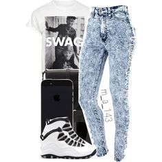 SWAG | 1 - 25 - 14, created by mindlesslyamazing-143 on Polyvore
