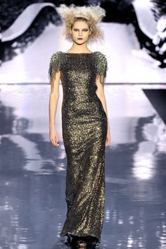 Badgley Mischka - Fall 2012 RTW