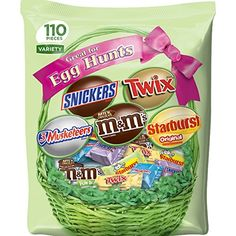 MARS Chocolate & More Spring Candy Variety Mix 35.8-Ounce...