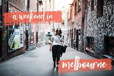 A Weekend in Melbourne – Prins in Oz