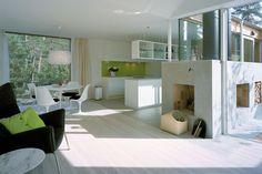 Living room - Sweden