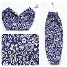 Plastic Bag Holder/ Grocery Bag Holder/ Bag Dispenser - Flowers by NatcessoriesShop on Etsy