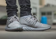Adidas Tubular Radial Shoes Gray adidas US