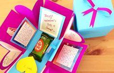 Diy Exploding Gift Box | www.gwyl.io