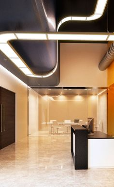 """Flex Design LED Light Fixture by 3M - new LED film technology allows for even and diffuse light.  No more LED """"hot spots"""" from all the individual diodes!    So cool!"""