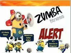 Zumba Alert