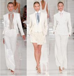 Ralph Lauren 2012 Spring Fashion Show