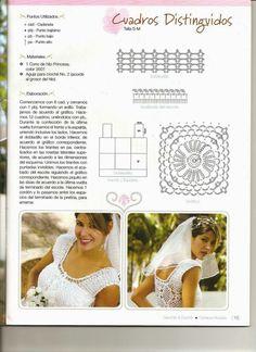 http://inspiracoesdecrochecomanylucy.blogspot.ro/search/label/Vestido de Noiva