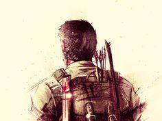 The Last of Us / Fan Art #Illustration Design