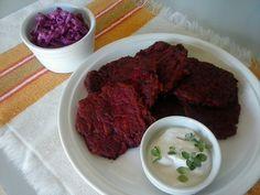 Večera v réžii červenej repy... recept som objavila na jednom blogu a neodolala som vyskúšať. Oplatilo sa sú výborné. Tandoori Chicken, Detox, Beef, Healthy, Ethnic Recipes, Fitness, Style, Meat, Swag