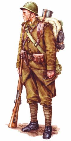 Legion Etrangere 1939 - pin by Paolo Marzioli - Photo Military Art, Military History, French Armed Forces, Ww1 Art, Ww2 Uniforms, Military Uniforms, French Foreign Legion, Vietnam War Photos, French History