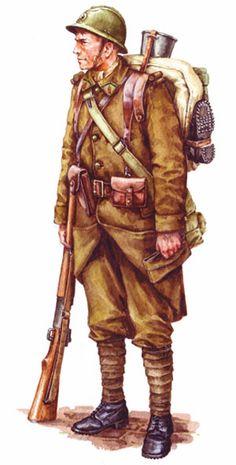 Legion Etrangere 1939 - pin by Paolo Marzioli