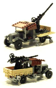 Moments Of Life - Amazing pics Lego Ww2, Lego Army, Legos, Lego Machines, Lego Truck, Lego Sculptures, Amazing Lego Creations, Lego Builder, Lego Craft