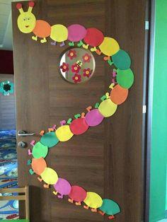 Transportation Worksheet, Class Door, Diy And Crafts, Paper Crafts, Nursery School, Class Decoration, Learning Arabic, Montessori Activities, Classroom Decor